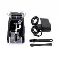 Электрическая машинка для набивки сигарет Gerui GR-12 Синий (100284)