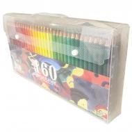 Олівці кольорові Brutfuner масляні 160 шт