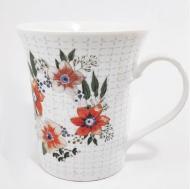 Чашка Milika Floral Dance 350 мл  (M-0520-0413B)