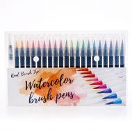 Набір акварельних маркерів-пензликів Water Color Brush 20 кольорів