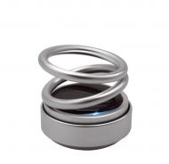 Арома-кольца Aroma в машину на солнечной батарее Серый