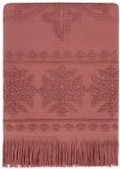 Полотенце Arya Boleyn 100x150 см Бордовый (TR1006696)