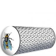 Подушка валик Пчела 42x18 см (PV_FLORA010)
