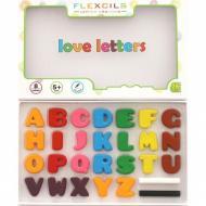 Карандаши гибкие Flexcils Буквы (FLE3D-letter)