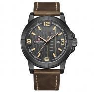 Часы наручные мужские Naviforce Cuba Brown (1065)