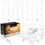 Гірлянда-бахрома Springos вулична 2 м 92 LED Cold White (CL4009)