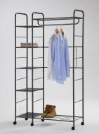 Стойка вешалка для одежды с полками CH-4810 (4289315)