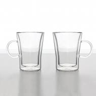 Чашки с двойным дном Herisson 2 шт 330 мл
