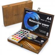 Набір для акварельного живопису з етюдником Monet Premium (52755256)