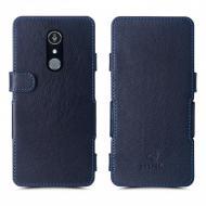 Чохол книжка Stenk Prime для LG G7 Fit Синій (63566)