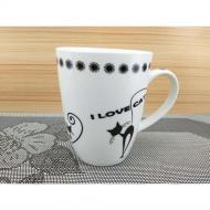 Чашка Astera I Love Cats 320 мл (A0520-0411A)