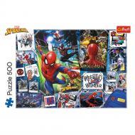 Пазл Trefl Постер супергероя 500 элементов