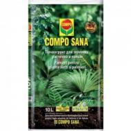 Торфосмесь Compo Sana для зеленолистных растений и пальм 10 л (1431)