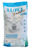 Гіпоалергенний сухий корм Lupo Sensitiv 20/8 для менш активних собак 15 кг (LF-D1133)