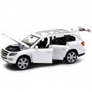Іграшкова машинка Автопром Mercedes-Benz GL50 Білий 14