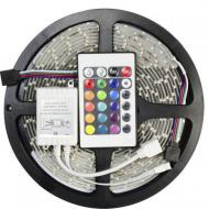 Світлодіодна стрічка UKC SMD 3528 RGB (003356)
