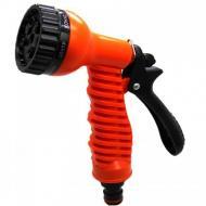 Пистолет-распылитель Aquapulse пластиковый 7-ми функциональный (000042519)