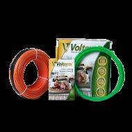 Нагрівальний кабель Volterm 3,1 - 3,8 м² 450Вт 38м  HR12 450