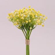 Букет Гипсофилы Flora Желтый(72824)