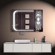 Зеркало Sunlight с LED подсветкой 1000х700 мм (Sun-47)