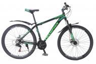 """Велосипед Champion Lector 2021 29"""" рама 53 см Чорний/Зелений"""