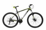 "Велосипед CROSSBIKE LEADER 29"" Чорно-жовтий (29CJPr21-003534)"