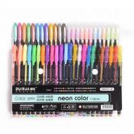 Набор гелевых ручек Bianyo Neon Color 48 шт. (HG6107-48)