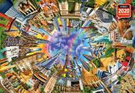 Пазл Anatolian Мир на 360 3000 элементов
