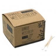 Ватні палички бамбукові Flora 200 шт. (45249)