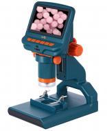 Мікроскоп цифровий Levenhuk Rainbow (DM200 LCD)