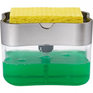Органайзер для губок з дозатором мила Soap Pump Sponge Caddy 182970