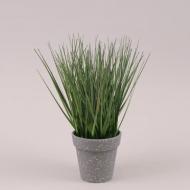 Искусственное растение в горшке Flora 26 см (26771)