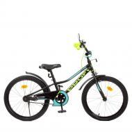 """Велосипед Profi 20"""" Prime Y20224-1 Black mat"""