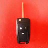Викидний ключ для OPEL Insignia 3 кнопки/чіп ID46 433 Mhz