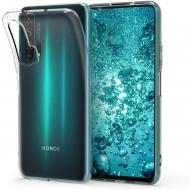 TPU чохол Epic Transparent 1,0mm для Huawei Honor 20 Pro