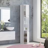 Пенал для ванной Forte Lars 1900x300x300 Белый