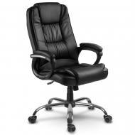 Кресло офисное для руководителя Porto Черный