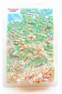 Карта Германия Testplay магнит 3D Mini 10x15 см