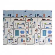 Розвиваючий ігровий складаний термокилимок Bambi 200х180х0,8 см (L800)