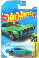 Базовий автомобіль Hot Wheels серії HW Speed Graphics 6/10-69 Copo Camaro 2021