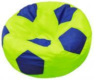 Кресло-мешок Мяч BoomBon XXL Зеленый/Синий