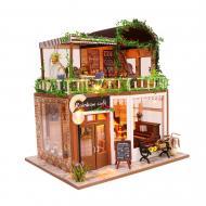 3D Румбокс CuteBee DIY DollHouse Радужне кафе (M92)