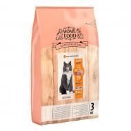 Корм сухий HOME FOOD Chicken & Liver для дорослих вибагливих котів 3 кг