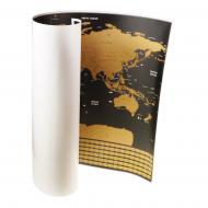 Скретч-карта мира Supretto 5795
