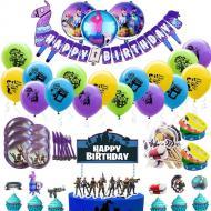 Набір прикрас до дня народження UrbanBall Fortnite (HP-ZQ-006)