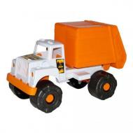 Вантажівка-сміттєвоз Maximus 5189 Помаранчевий