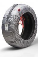 Чехол для хранения и переноски колеса ТрендБай 200 Коверин Серый