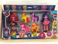 Набор игрушек My Little Pony №3 6 шт