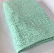 Полотенце махровое 40х70 см 400 г/м2 Светло-зеленый