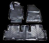 Килимки автомобільні в салон RIZLINE для Citroen C4 Picasso 2013->